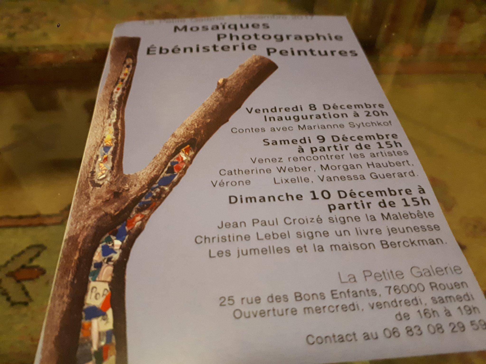 Affiche Flyer 1