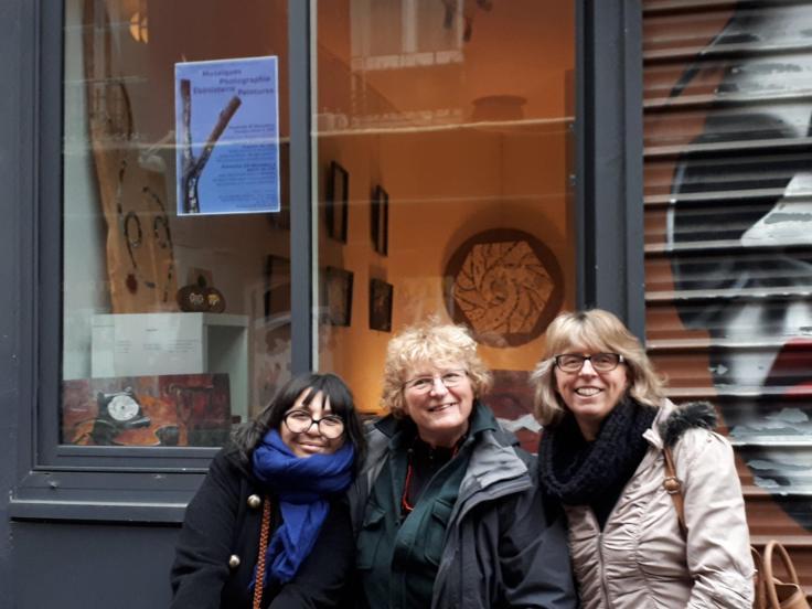 Vanessa Catherine et moi La petite galerie