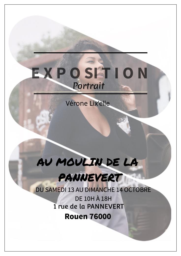 Affiche Moulin Pannevert